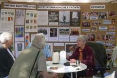Foreningernes Dag i Museumshaven i Køge den 14.6.2008