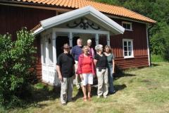 Kunstforeningens tur til Sverige, 2011