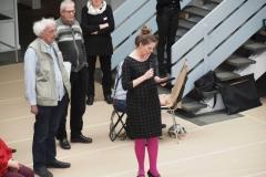 Croquisfestival 2017, åbning ved viceborgmester Marie Stærke