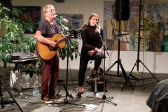 Færøaften 29/9-2017 - Astrid og Stanley Samuelsens koncert