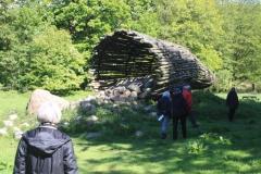Kunsttur til Langeland i samarbejde med Køge Kunstforening, maj 2015
