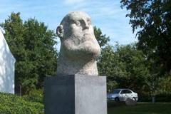 Thomas Kaziolas skulptur, Græker II